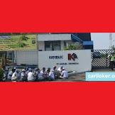 Loker OPERATOR PRODUKSI PT. Katolec Indonesia Cikarang Via Email