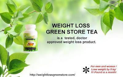 Weight Loss Green Store Tea Burn Fat