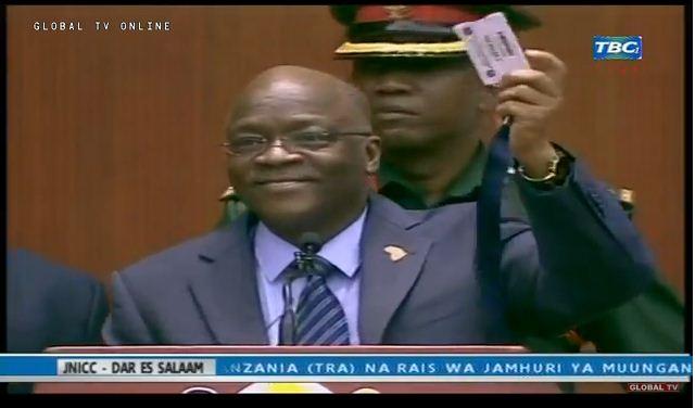 JPM Atoa Vitambulisho kwa Wamachinga Awatangazia Vita Mgambo
