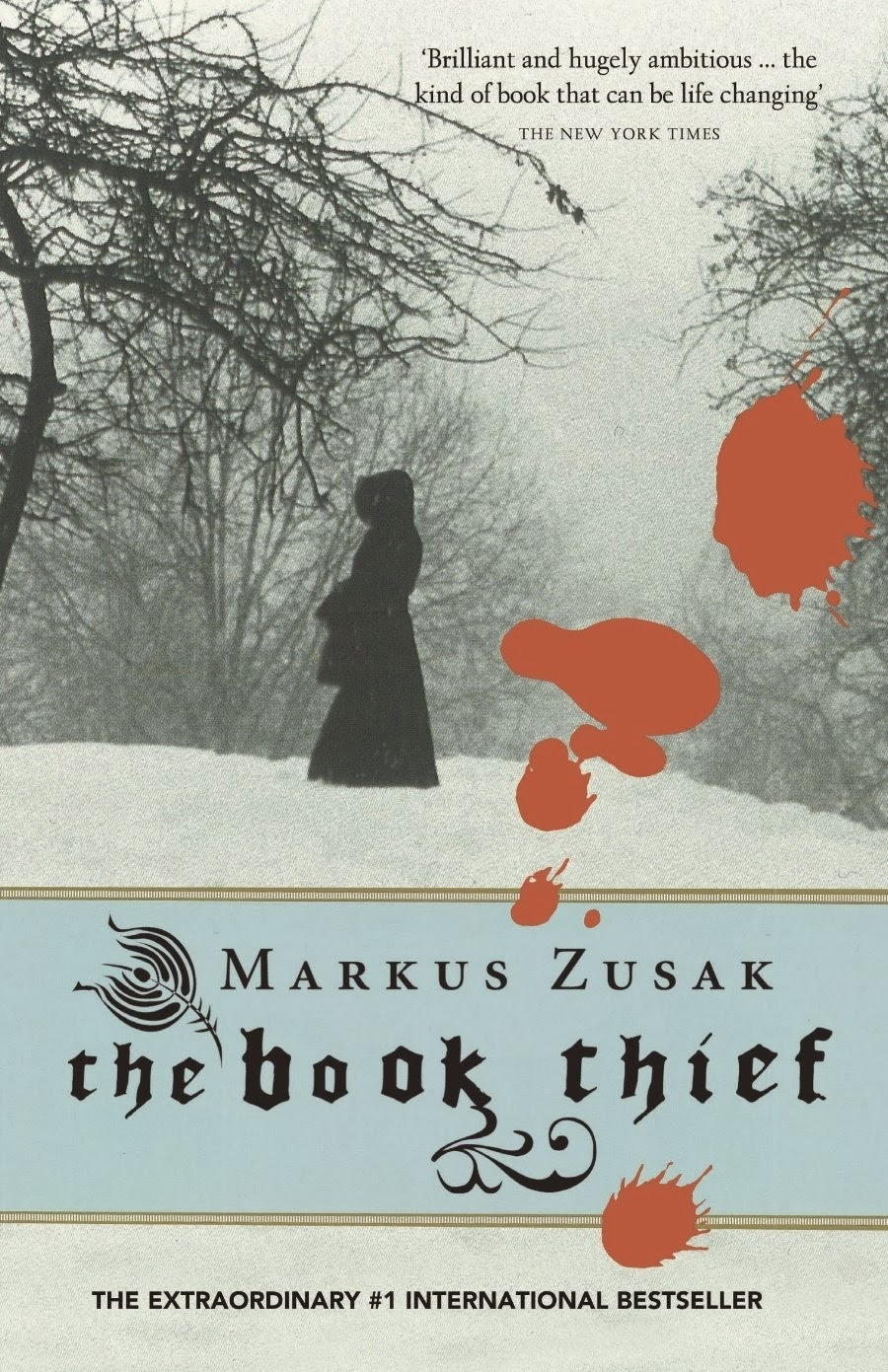 reading for the business of writing by fiona inglis 2013 koala honour the book thief by markus zusak