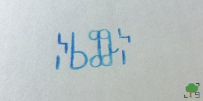 kruk, kruki, głagolica, niebieski, chrześcijaństwo, celtowie, germanie, imiona, iran, starożytność