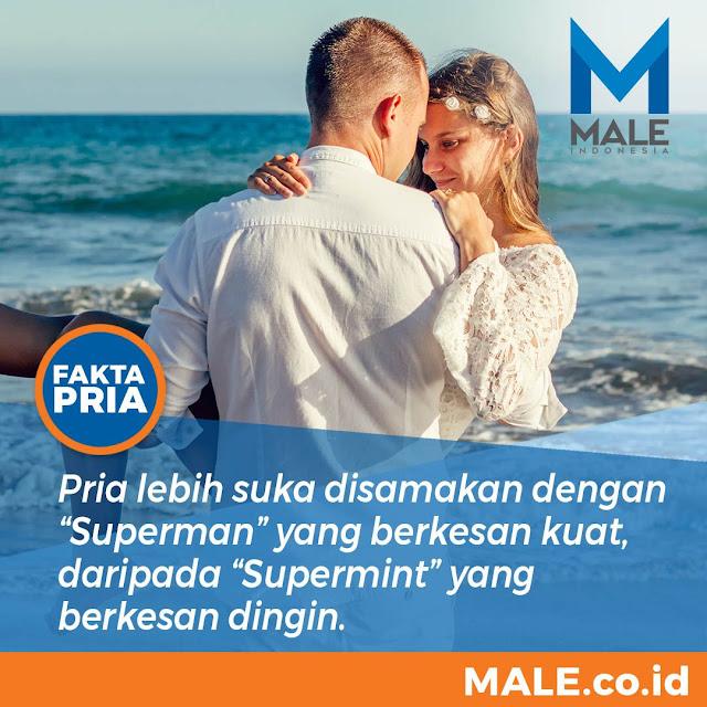 Fakta Pria dari Male Indonesia