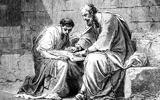 Image result for images of st. paul and onesimus