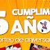 ¡SORTEO NACIONAL por los 5 años de Manga México! #5AñosMangaMex [CERRADO]
