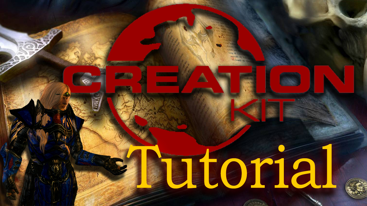 Creation kit tutorial mesh mash ups baditri Gallery
