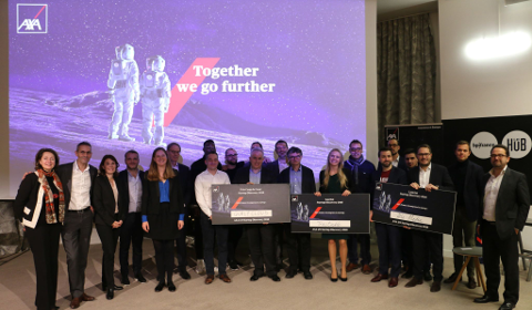 Finalistes Startup Discovery 2018