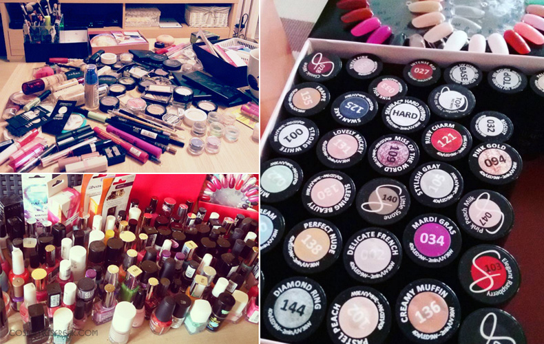 cosmetics nailpolish