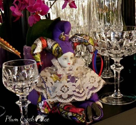 Mardi Gras 2014 at Plum Creek Place