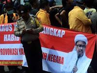 Habib Rizieq Belum Pulang, Polisi: Siapa yang Mau Nampung Dia, Nanti Duitnya Juga Habis