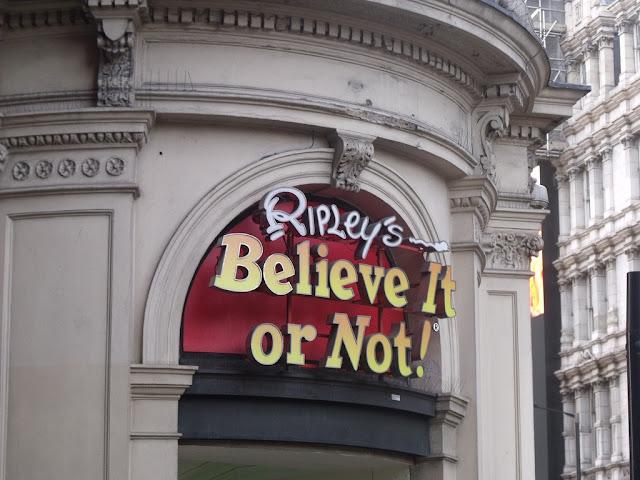 איך קונים כרטיסים למוזיאון ריפליס בלונדון וכמה זה עולה?