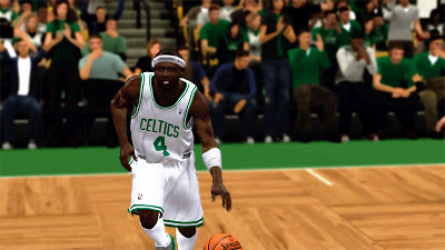 NBA 2K13 Jason Terry Cyberface NBA2K Patch