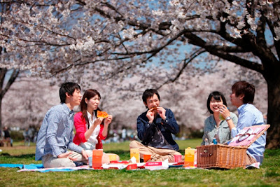 Jepang Mempesona dalam 4 Musim