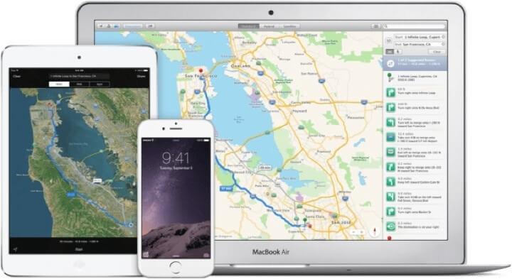 Cara Kerja GPS di iPhone