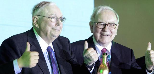 Inversores: Warren Buffett y Charlie Munger