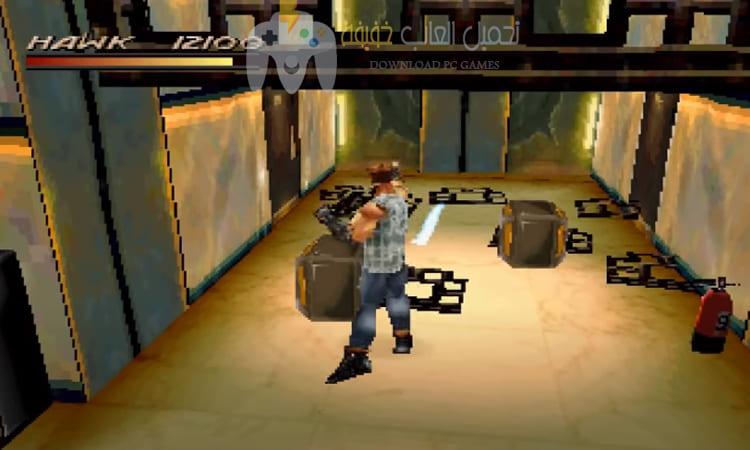 تحميل لعبة فتوات الشوارع Fighting Force من ميديا فاير