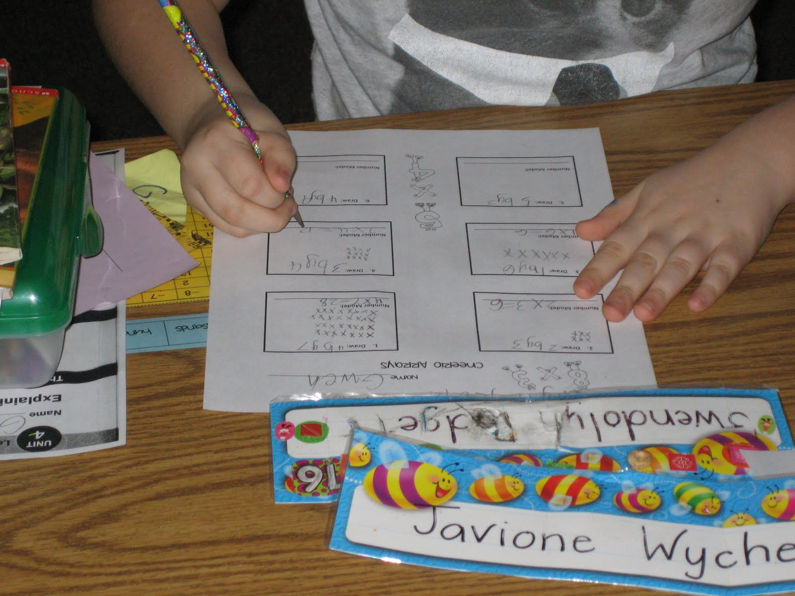 Buggy For Second Grade Cheerio Arrays And Getting Rid Of