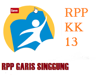 RPP Garis singgung Lingkaran Kurikulum 2013
