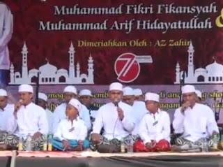 Mp3 Sholawat Bimaulidil Hadi - Az Zahir Pekalongan