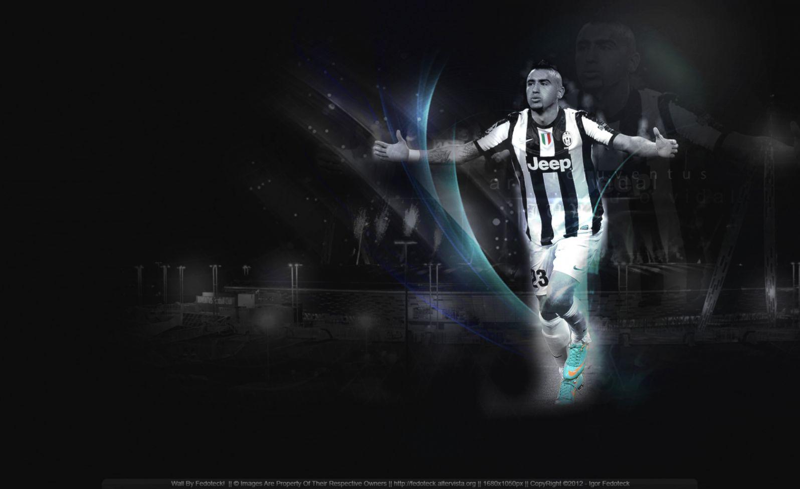 Arturo Vidal Juventus Wallpaper Pack Wallpapers