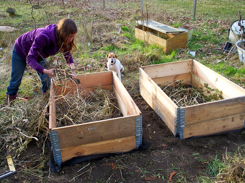 Die Grashupferinnen Kiste N Ohne Boden
