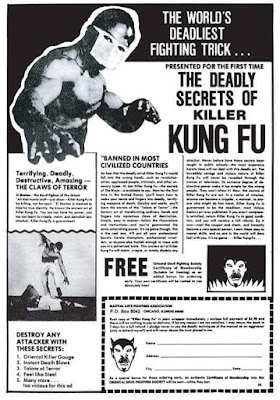 The Deadly Secrets of Killer Kung Fu