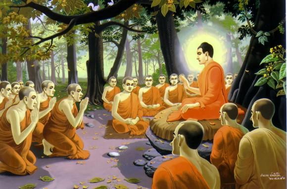Lời vàng Phật dạy để tâm thanh tịnh giữa cuộc sống xô bồ