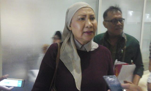 Ustaz Abdul Somad Menolak Jadi Cawapres Prabowo, Ratna Sarumpaet Tulis Begini