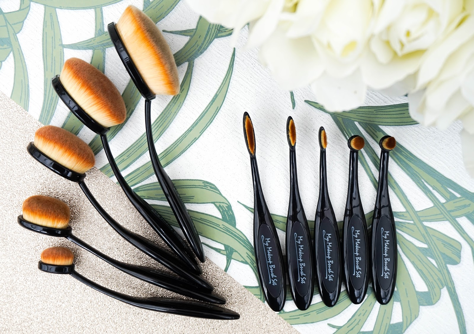 Oval Brushes... Worth The Hype?