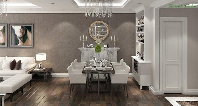 thiết kế căn hộ tiện nghi sáng tạo