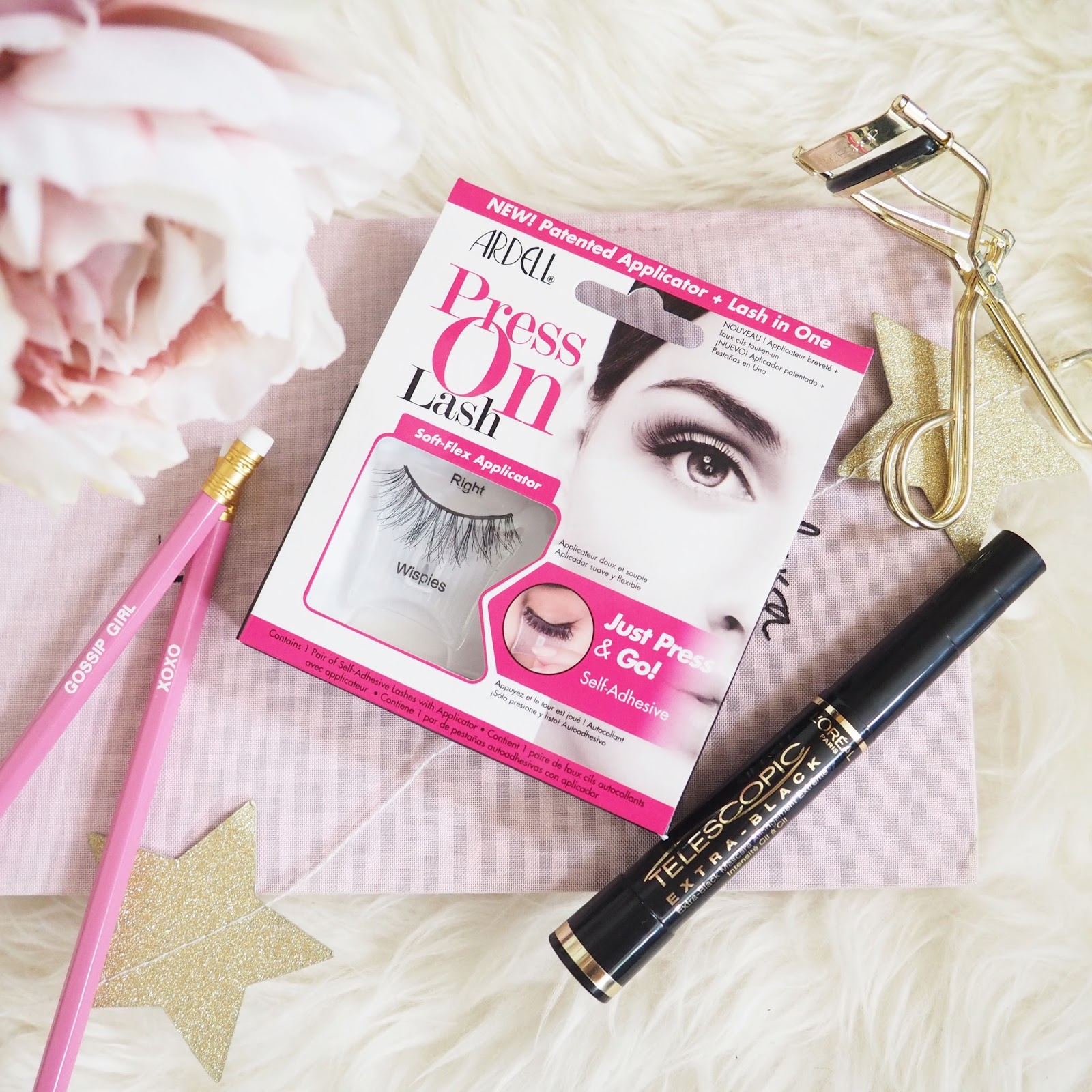 ardell wispie lashes uk, myfalseeyelashes review, Wardell lash review, stick on lash review, blogger mail, Easy + Cheap Way For Natural Looking Lashes, false eyelash help, natural looking lashes