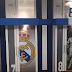 Vestiário do Real Madrid já não tem a imagem de Cristiano Ronaldo