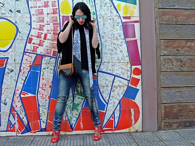 fashion, moda, look, outfit, blog, blogger, walking, penny, lane, streetstyle, style, estilo, trendy, rock, boho, chic, cool, casual, ropa, cloth, garment, inspiration, fashionblogger, art, photo, photograph, Avilés, galicia, viveiro, zara, vestido, regal, jeans, shoes, zapatos,