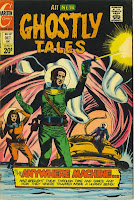 Ghostly Tales, Charlton Comics