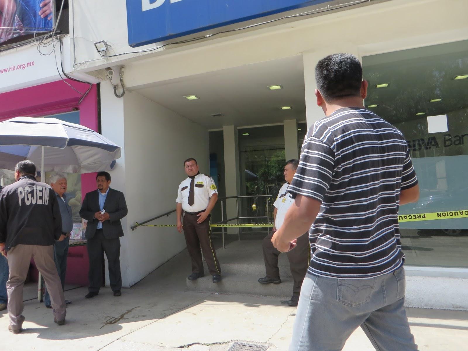 Queman cinco cajeros bancarios en Ecatepec   Agencia MANL