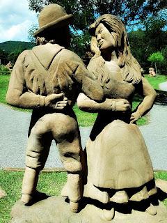 Danças Típicas (Tänze), Tradições dos Imigrantes Alemães no Parque Pedras do Silêncio, Nova Petrópolis