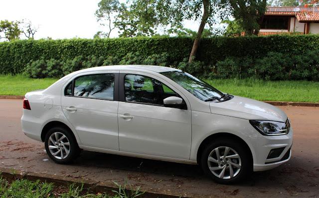 VW Voyage 2019 1.6 Automático