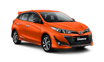Harga Mobil Toyota Yaris