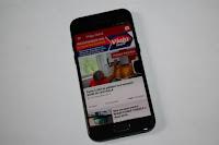Castiga 1 smartphone Samsung Galaxy A3 de Craciun