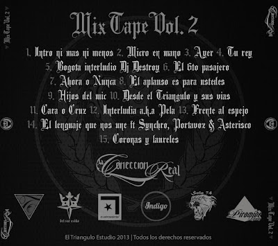 La Coneccion Real - Mix Tape Vol 2