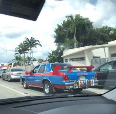 παράξενα αυτοκίνητα