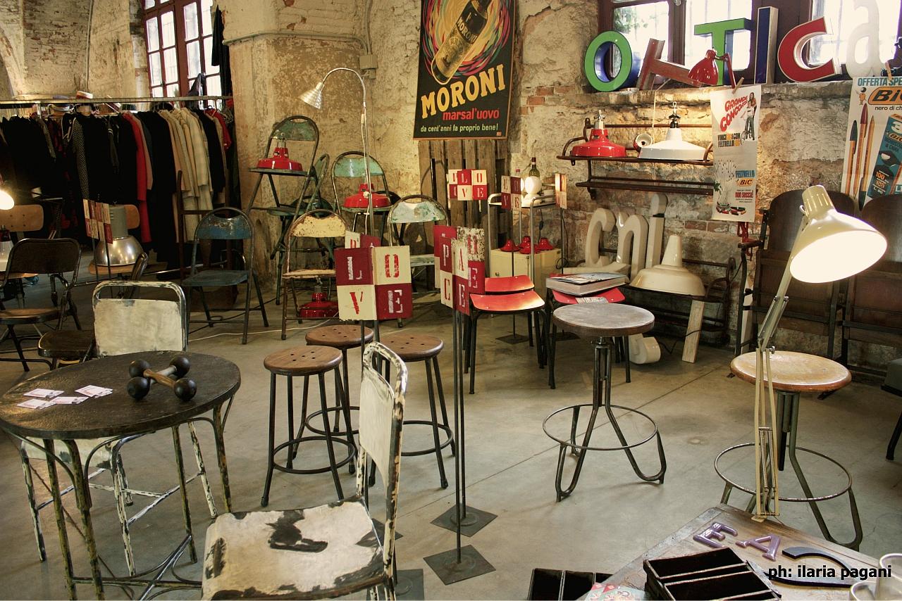 Vintagelovers more vintage forniture for Arredamento industriale vintage