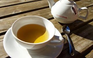 El té blanco contiene antioxidantes
