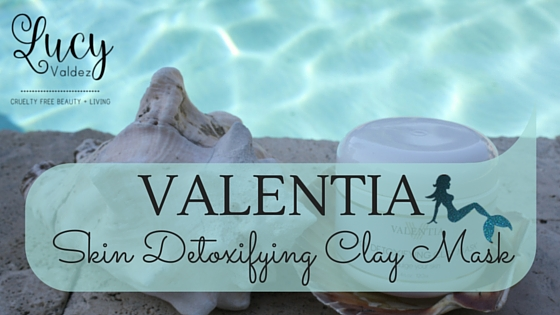 valentia skin detoxifying clay mask product review blog title