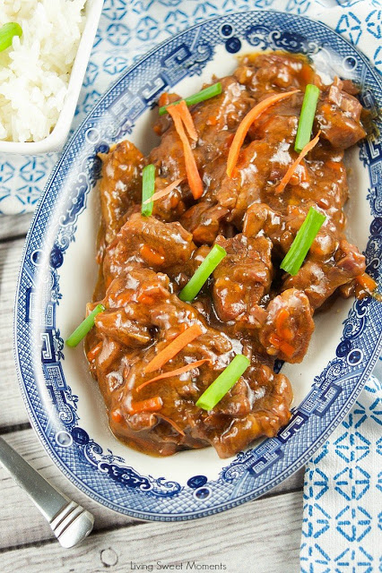 melt in your mouth instant pot mongolian beef