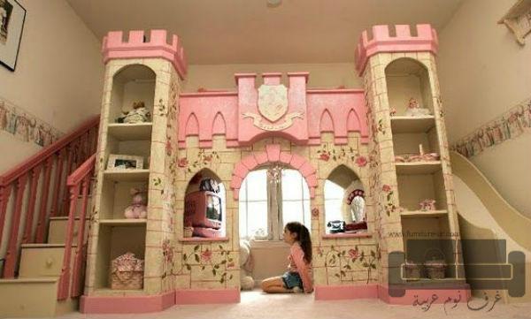 غرف نوم غريبة جداً