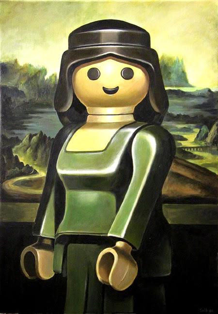 Arte Playmobil