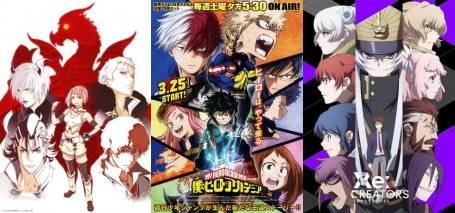 Rekomendasi Anime 2017 terbaik