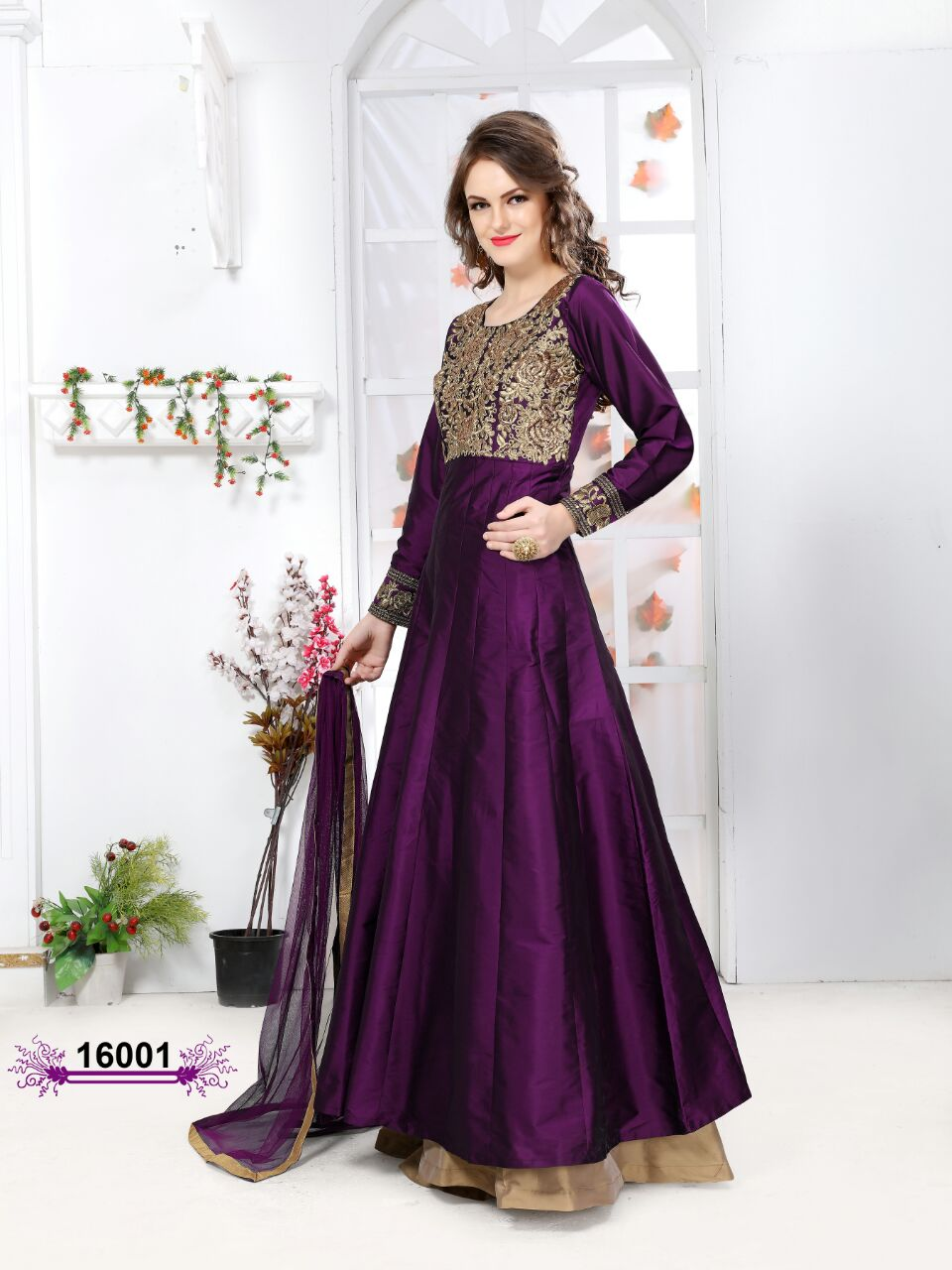 Anaya Vol 7 – Same Design Diffrent Color Stylish Salwar Suit
