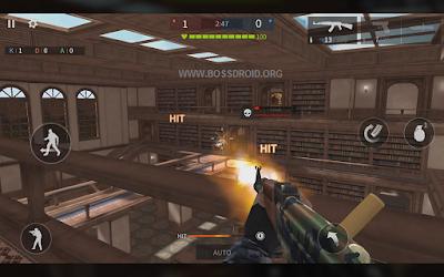 rilis kembali dan mampu Anda mainkan pada perangkat Android maupun iOS Point Blank: Strike v20.24 Apk Mod Terbaru