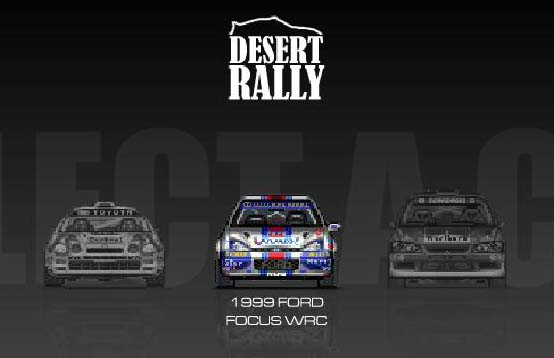 Desert Rally Game Free Play Online